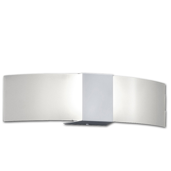 Trio Ersatzglas 92580 Lampenglas für Wandleuchte OLIVIA 210710101/07/24