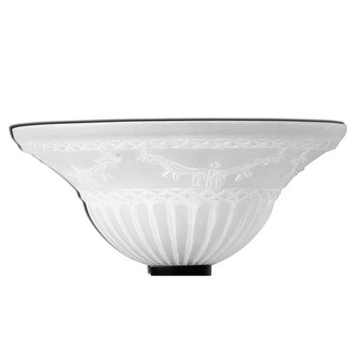 Ersatzglas 9282 Trio Lampenglas für Stehleuchte RUSTICA 4602011-24