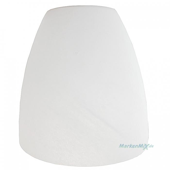 Trio Ersatzglas 92401 Lampenglas für Pendelleuchte 301300124 Stehleuchte 401300224 Glasschirm Glashaube passt auch auf 301300107 und 401300207