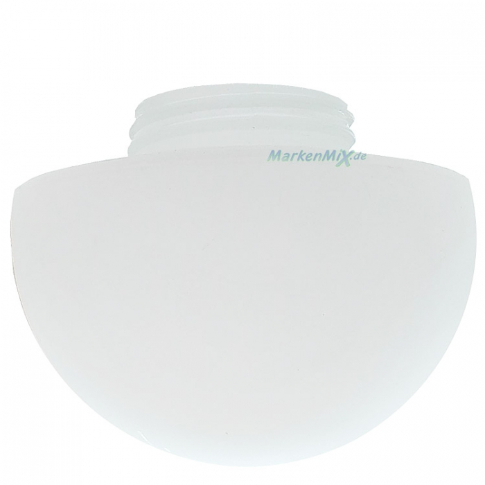 Trio Ersatzglas für Kinderzimmerleuchte Deckenlampe Glasschirm zu 6120011-12 Glasglocke Glaskuppel