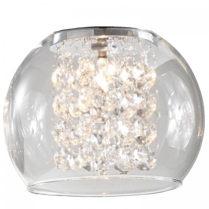Ersatzglas für Reality Pendelleuchte Boggy R33044006 R33046006 R330680343 Glasschirm Ersatzlampenschirm Ersatzlampenglas Ersatzschirm 4017807210897