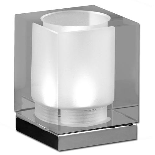 Trio Ersatzglas 92285 Lampenglas für Cube 228570207 428510207 528510107 Ersatzschirm 328510507 628510407 628510907 Glasschirm