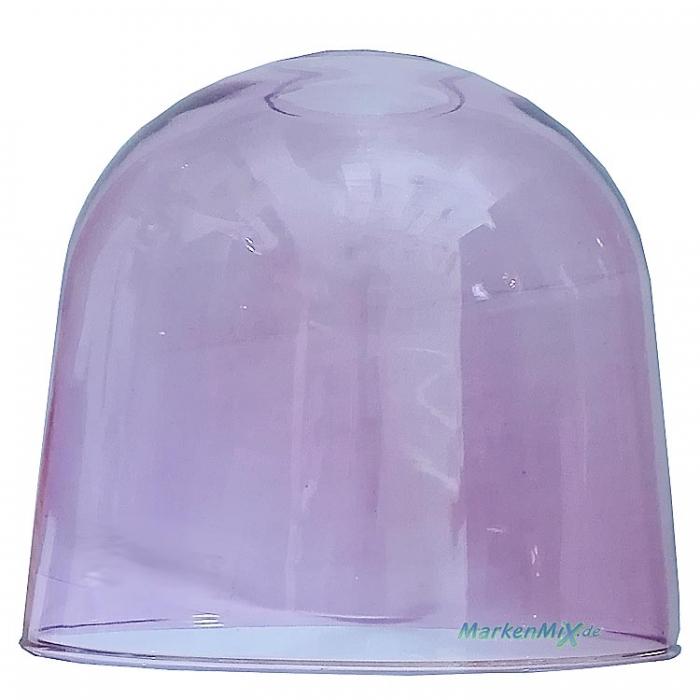 Reality Ersatzglas purpurrot für Pendelleuchte Karina Glasschirm zu R30064017 Glasglocke Purpurrot Glaskuppel purple 4017807433289 4017807421330