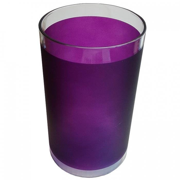 Reality Ersatzglas für Tischleuchte Tube R50041092 Lampenglas in lilafarben / Rand klar 4017807222265 4017807222302