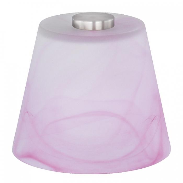 Trio Ersatzglas 92476-92 Glas purple alabaster für Tischleuchte 591510294 4017807231625