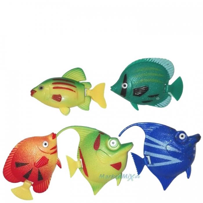 Reality Ersatzfische zur Wassersäule R5073-47 Wassersprudelsäule MOTION - 1 Set a` 5 Fische Ersatzteil Reality-RL-Trio-Lighting Arnsberg 4017807057614