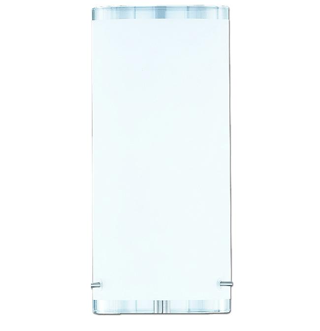 Ersatzglas 9728-01 Lampenglas für Trio Stehleuchte 473610107 Glasschirm zu 4017807172249 Glaszylinder
