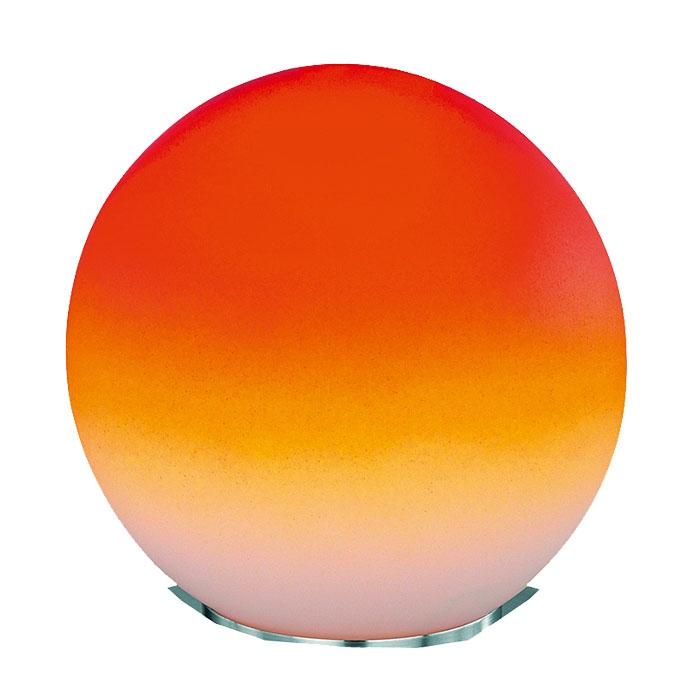 Reality Ersatzglas G5400-18 Lampenglas für Tischleuchte Prinz R5400-18 Glas orange-gelber Farbverlauf 4017807133400 4017807122312