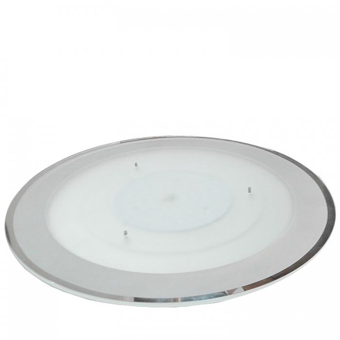 Sorpetaler Leuchten Ersatzglas Ø 48cm für LED Fluter Ischia 675815 und 675810  Fluterglas Scheibe 4021273279814 4021273278343
