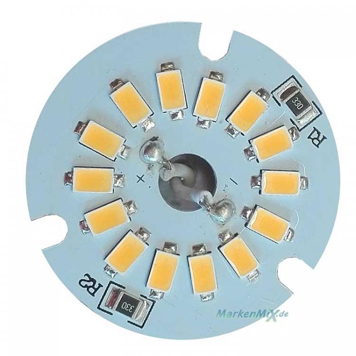 Eglo LED Modul 4,5W 460lm für Leuchten Serie Milea 1 Platine zu Hängeleuchte 94425 Ersatzteil Pendelleuchte 94424 Wandleuchte 94426 Tischleuchte 94427 5730-D40-14-4.5W-3000K 5730-D40-14 9002759944247 9002759944254 9002759944261 9002759944278