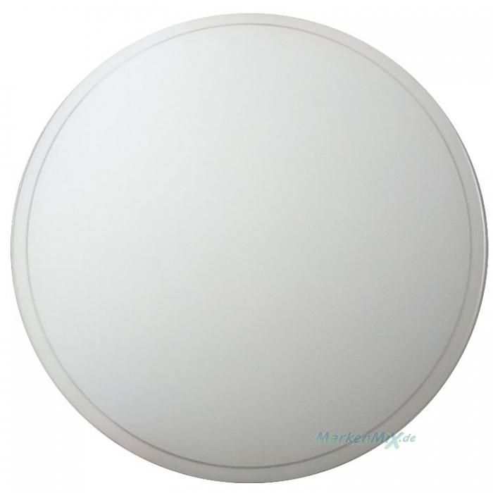 Reality Ersatzglas Ø 25cm Glasschirm satiniert für LED-Deckenleuchte Cursa R62841101 Glasteller Ersatzschirm 4017807303667 Ersatzteil  Reality-RL-Trio-Lighting Arnsberg
