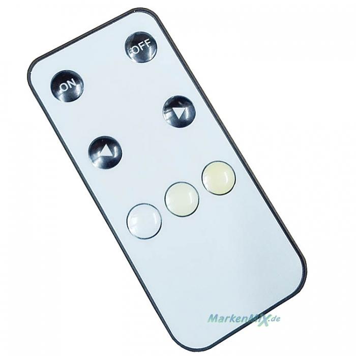 Trio IR-Fernbedienung 3749IR für LED Leuchten-Serie Coronado Deckenleuchten 674910106 Pendelleuchte 374910106 Radio Remote Control Trio-Lighting Arnsberg 4017807306002  4017807306019