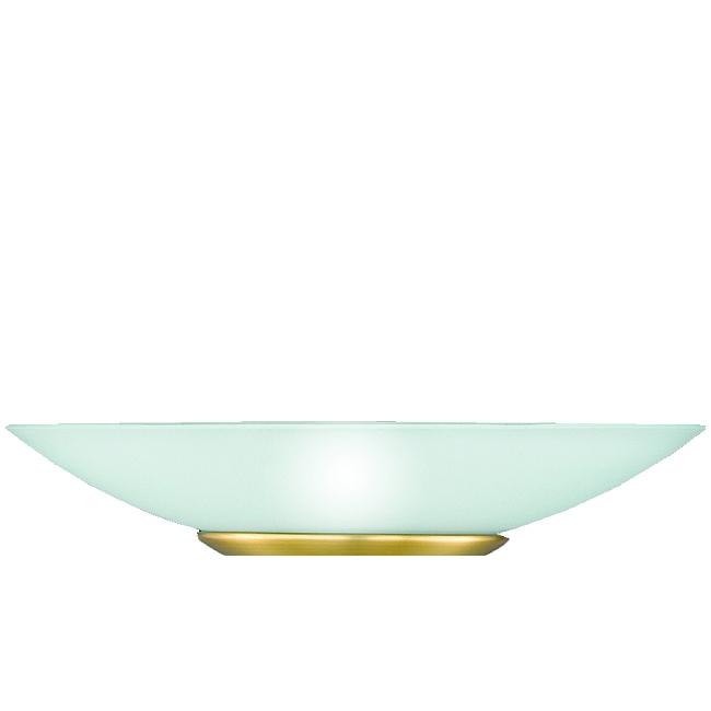 Trio Ersatzglas 95401-02 Fluterschale Ø 50cm Schale für Fluter GIANT 429540113 Giant 429521113 Durchmesser außen: 50cm Durchmesser Öffnung innen: 17,5cm  Höhe: 8,5cm Trio-Lighting Arnsberg