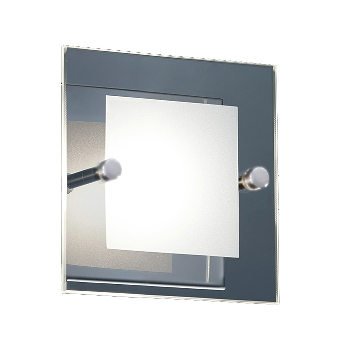 Trio Lampenglas Ersatzglas 92676-12 Glasscheibe für LED Wandleuchte ANTONIO 227970106