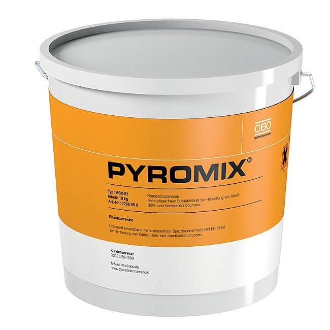 OBO Brandschutzmörtel MSX-E1 für Kombischott 10kg
