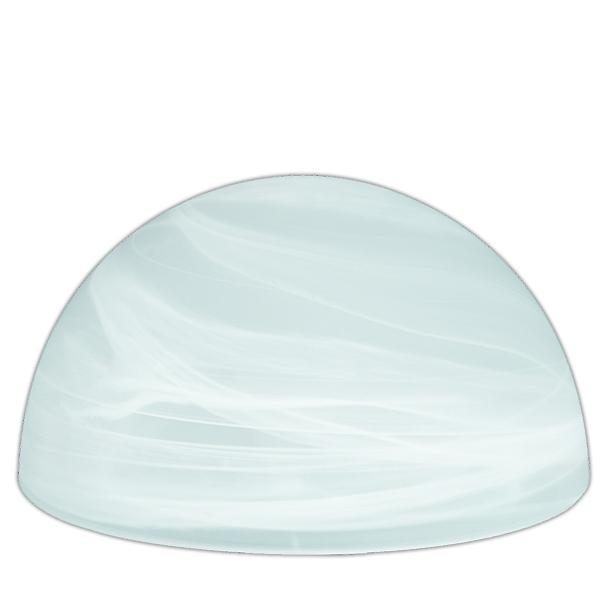 Trio Ersatzglas Ø15cm Lampenglas für Touch Tischleuchte FYNN 599000107 599000108 Glasschirm  599000124 FYNN 4017807195965 Ersatzschirm 4017807195972 Lampenschirm 4017807195996