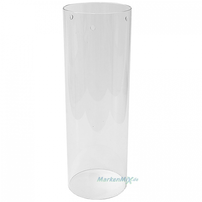 Eglo Ersatzglas GL2260 klar Glaszylinder für Serie Pinto 89832 89833 89834 89835 89836 93003 Glasglocke Glasrohr 9002759898342 Glastulpe 9002759930035 EGLO Leuchten GmbH 9002759898335