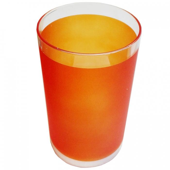 Reality Ersatzglas für Tischleuchte Tube R50041024 Lampenglas in amberfarben,/ Rand klar 4017807222258 4017807222296