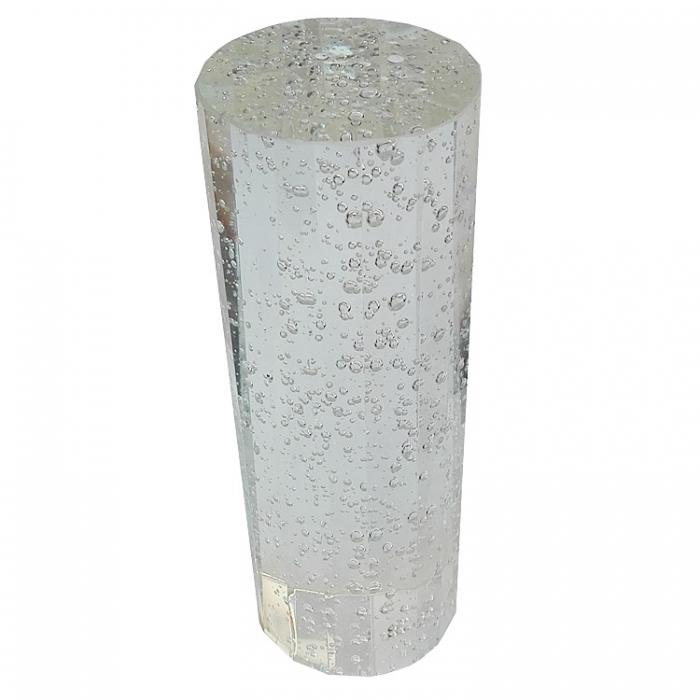 Reality Ersatzglas für Tischleuchte R52271306 massiver Glaskörper mit Luftblasen  Trio-Lighting Arnsberg