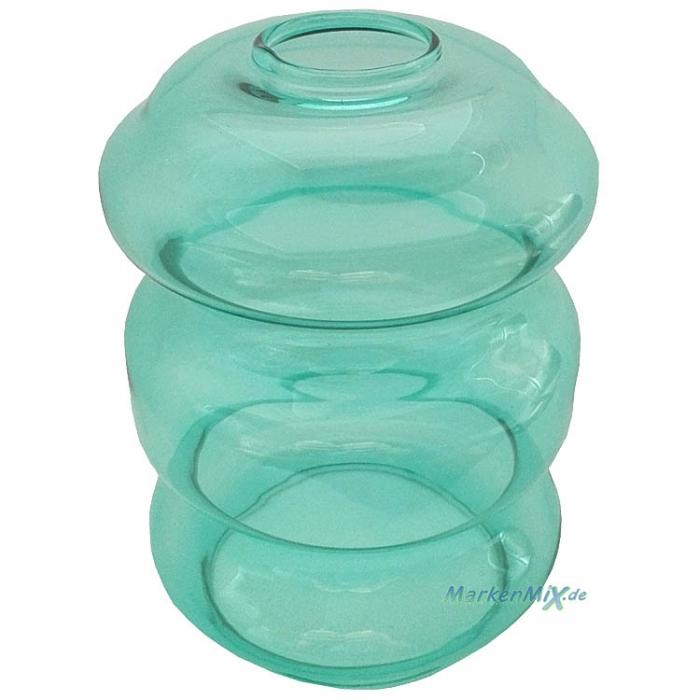 Reality Ersatzglas G3035-19 Glasschirm türkis turquoise für Balkenpendel Coral R30354017 Glastülle CORAL 4017807422511 Ersatzschirm 4017807422481 Glastute  zu RL Reality Leuchten Trio-Lighting Arnsberg