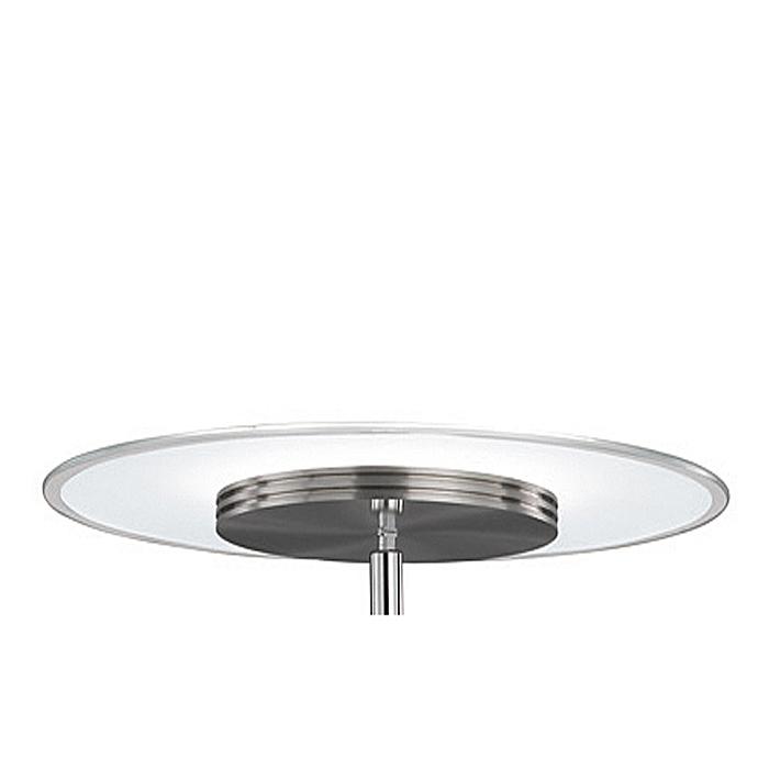 Ersatzglas 92743 Lampenglas Scheibe für Trio LED Fluter TAMPA 479110207, 479110208, 4017807281279, 4017807282313,