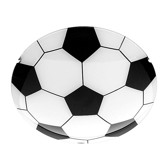 Trio Ersatzglas 9516 Lampenglas für Fußball Deckenleuchte 6160011-00 CHICO 4017807131895