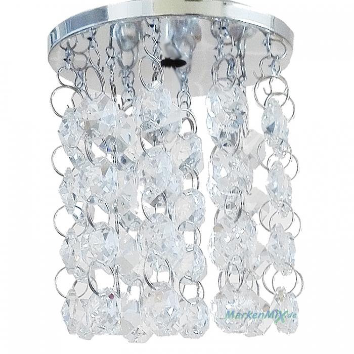 Ersatz Glas-Behang für Reality Pendelleuchte Boggy R33044006 R33046006 R330680343 Glaselemente Glasgekoration Glasbehang Glasketten 4017807210897