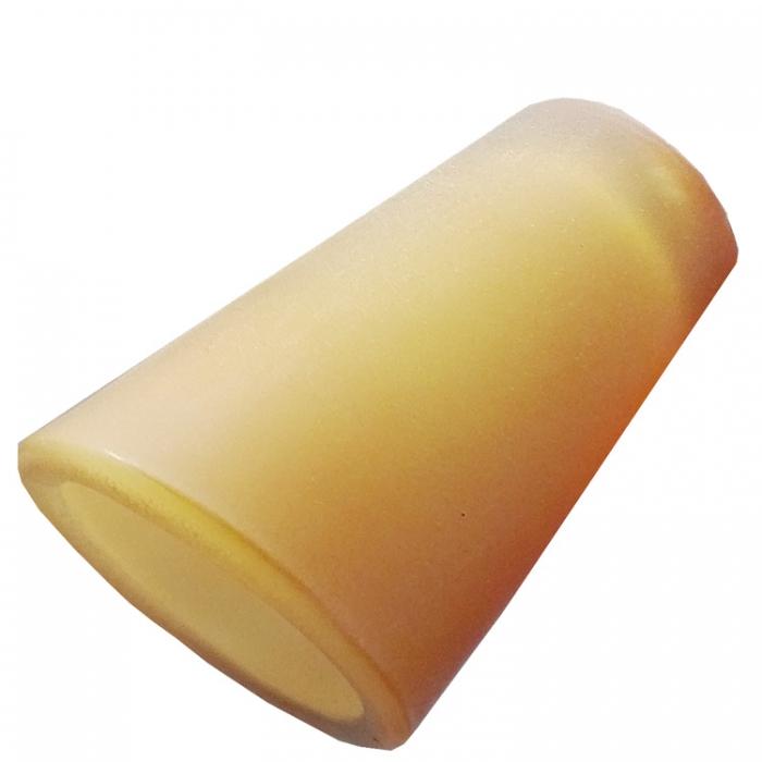 Ersatzglas 92301-18 Lampenglas amberfarbig zu Trio NV Deckenleuchte 6305091-18 Glas zu 4017807125542 Glasschirm  aus Ausstellungsstück