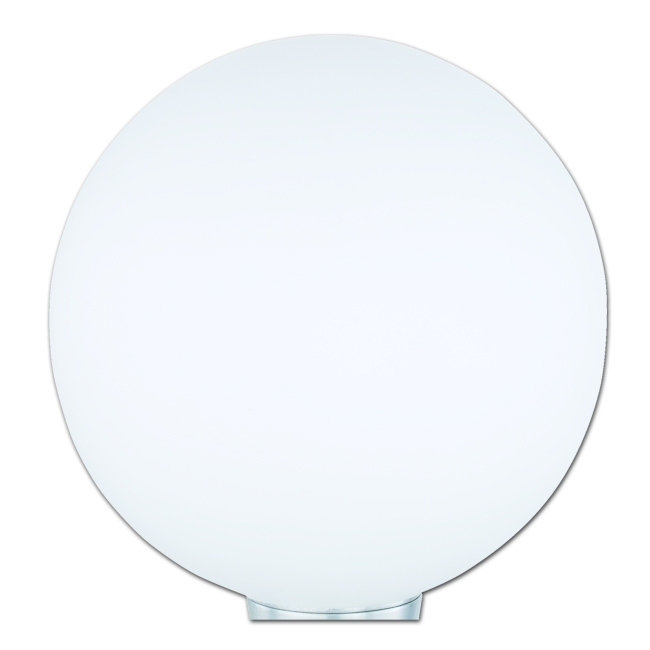 Ersatzglas 92262 Glaskugel für Trio Tischleuchte 520110105, 520110106