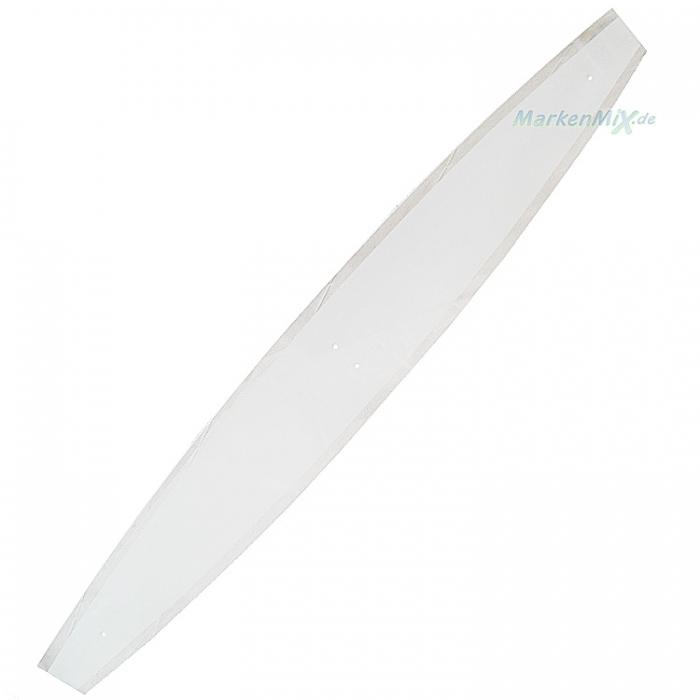 Sorpetaler Ersatzglas 100cm lang Glasscheibe groß für LED Balkenleuchte Orlando 750200 Glasschirm zu SLH-Goller Leuchte Scheibe zu Pendelleuchte 4021273216529