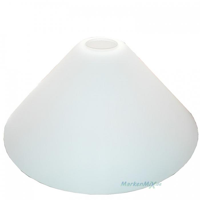 Trio Ersatzglas 92131-01 Glasschirm opal weiß für Pendelleuchte 3409011-07 Glasglocke 3409021-07 Ersatzschirm Lampenschirm Glashaube Abdeckglas 4017807125245 Schutzglas Glasabdeckung 4017807124149