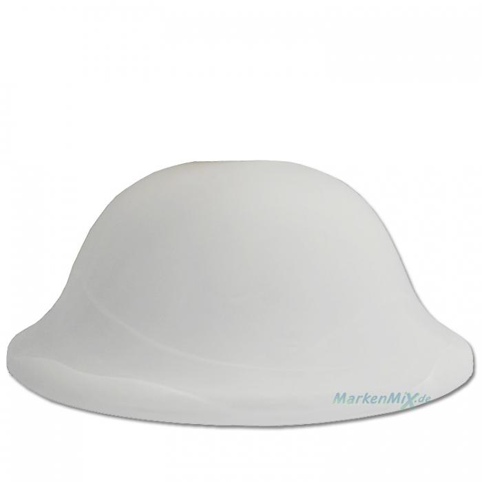 Sorpetaler Ersatzglas Alabaster für Leuchten-Serie Alessia LED Ersatzlampenschirm Ersatzlampenglas 725125 725225 725325