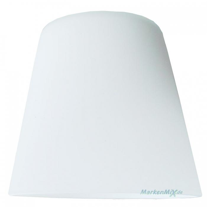 Trio Ersatzglas 92187 Lampenglas opal weiß für Pendelleuchte Glas zu 3459051-07 Glasschirm Lampenschirm 4017807092837