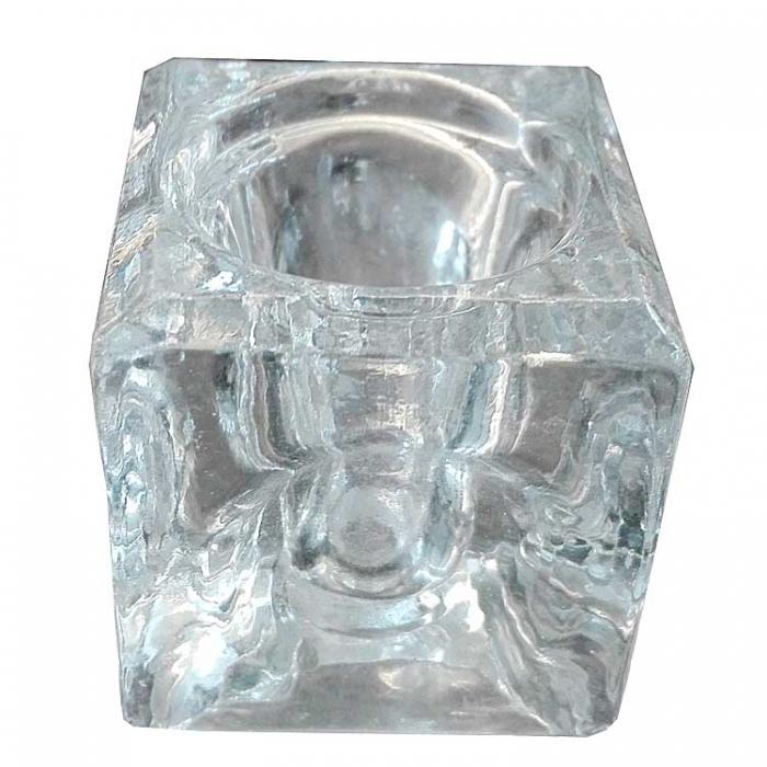 Ersatzglas 9308 Lampenglas für Trio Deckenleuchte 6375951-07 Lampenschirm Glasschirm Glaswürfel 4017807086089