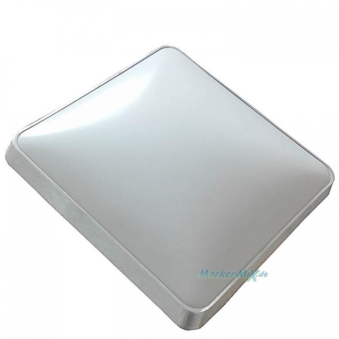 Trio Ersatz-Abdeckung weiß 43x43cm für LED-Deckenleuchte Marcos Kunststoff-Schirm zu 625912305 Ersatzteil  Shade Trio-Lighting Arnsberg Ersatzhaube  4017807245912