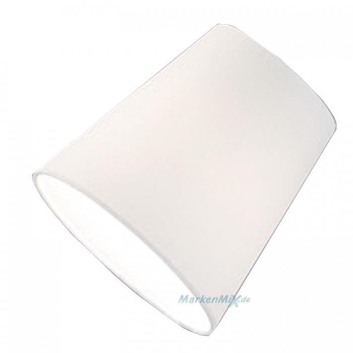 Reality Ersatz-Lampenschirm Ø 15cm Stoffschirm weiß white für Stehleuchten-Serie Windu R40151001 Ersatzschirm R40153001 Lampenschirm aus Stoff 4017807399264 Ersatzteil  Reality-RL-Trio-Lighting Arnsberg 4017807399370