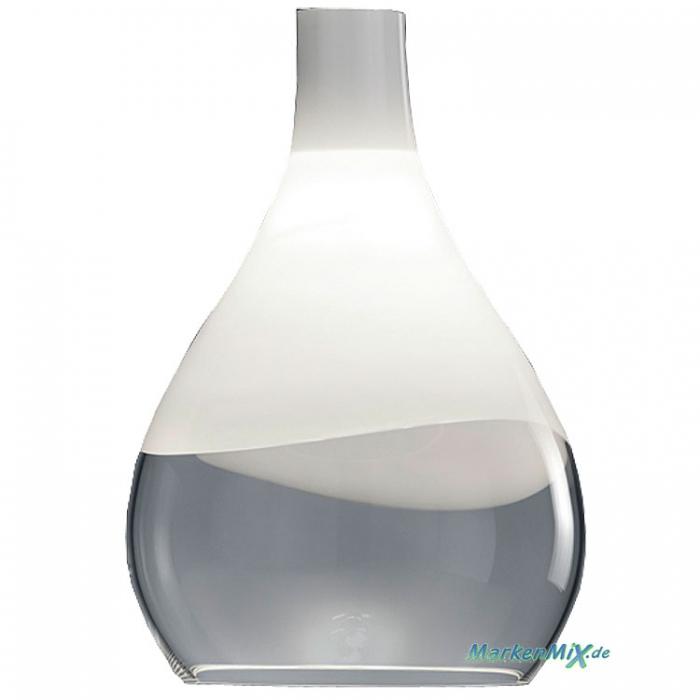 Trio Ersatzglas 92736-01 Glasschirm weiß / klar zu Serie Kingston Pendelleuchte 315390106 Tischleuchte 515300106 Glashaube 4017807301236 Trio-Lighting Arnsberg Glaskuppel 4017807301205 Ersatzschirm 4017807302271