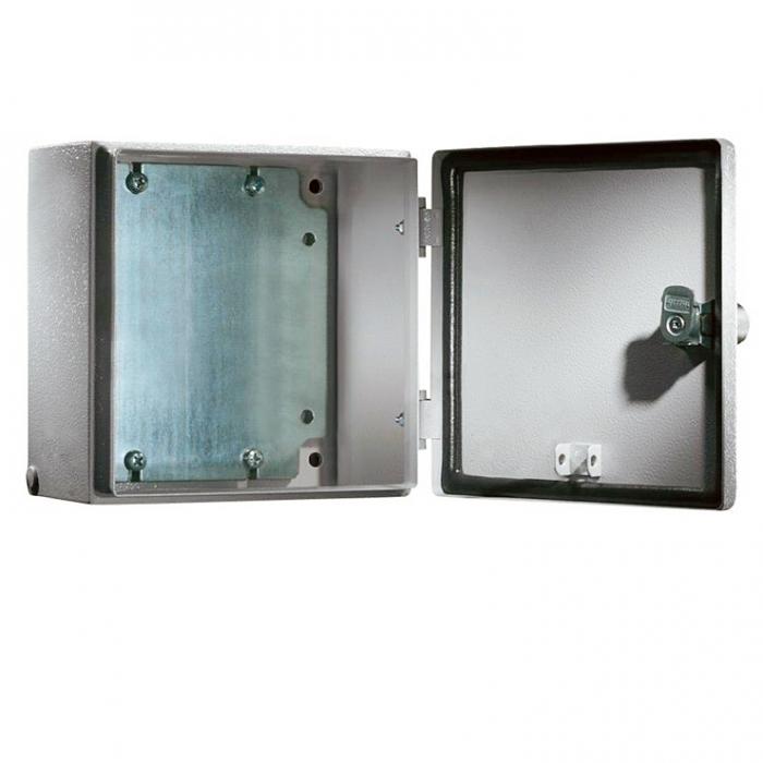 Rittal Elektro-Box EB1549500 200x200x120mm Klemmenkasten mit Montageplatte 4028177251700