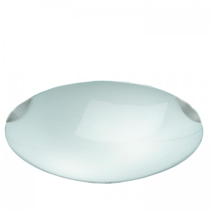 Trio Ersatzglas 9491-01 Lampenglas Ø 40cm Glasschale für Deckenleuchte 6103021-01 Glasschirm 4017807123944 Glasabdeckung Glasscheibe Trio-Lighting Arnsberg Glasteller