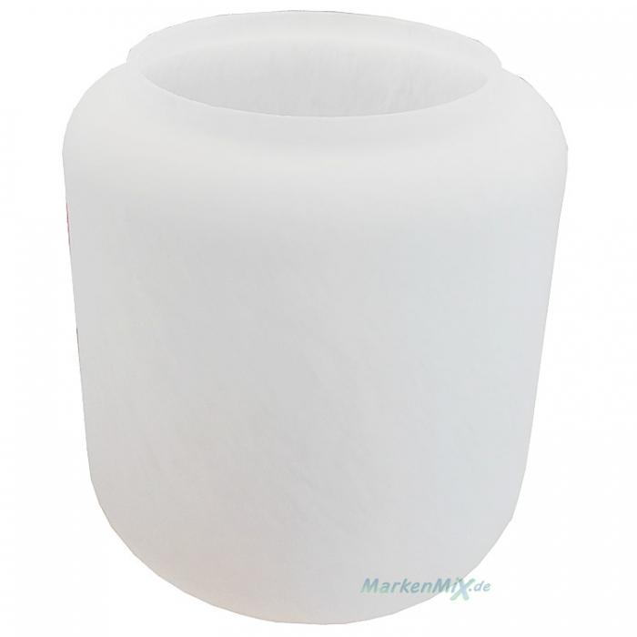 Reality Ersatzglas alabasterfarbig weiß für Tischleuchte NICO Nico Glasschirm zu Leuchte R50591007 Lampenglas Ersatzschirm Glasglocke