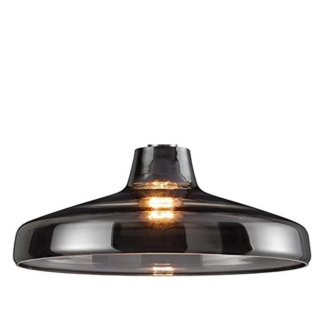 Trio Ersatzglas 92721-42 Lampenglas rauchfarbig für Pendelleuchte DOVER 304900142, 4017807277968