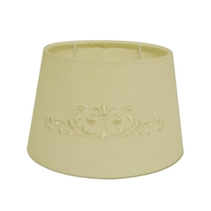 Light & Living Lampenschirm oval 20-14-14 cm TRIBE creme / creme E27 - für Tischleuchte 3720432 8717807016845
