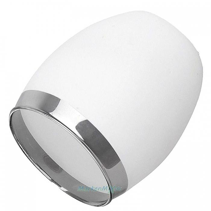 Rabalux Ersatzglas 19196 Lampenschirm für Leuchten-Serie Elite 6060 6061 6062 6063 6064 Glasschirm 5998250360614  Ersatzlampenschirm 5998250360607 Lampenglas 5998250360638 Ersatzschirm 5998250360621 5998250360645