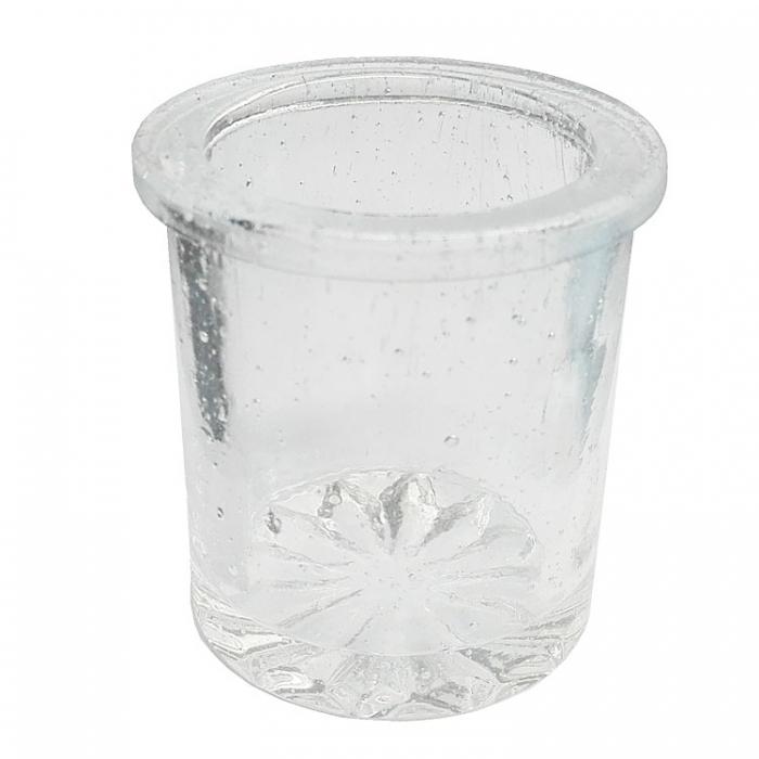 Trio Ersatzglas 9221-00 Lampenglas klar für Deckenleuchte 6306061-00 4017807129632 4017807129793