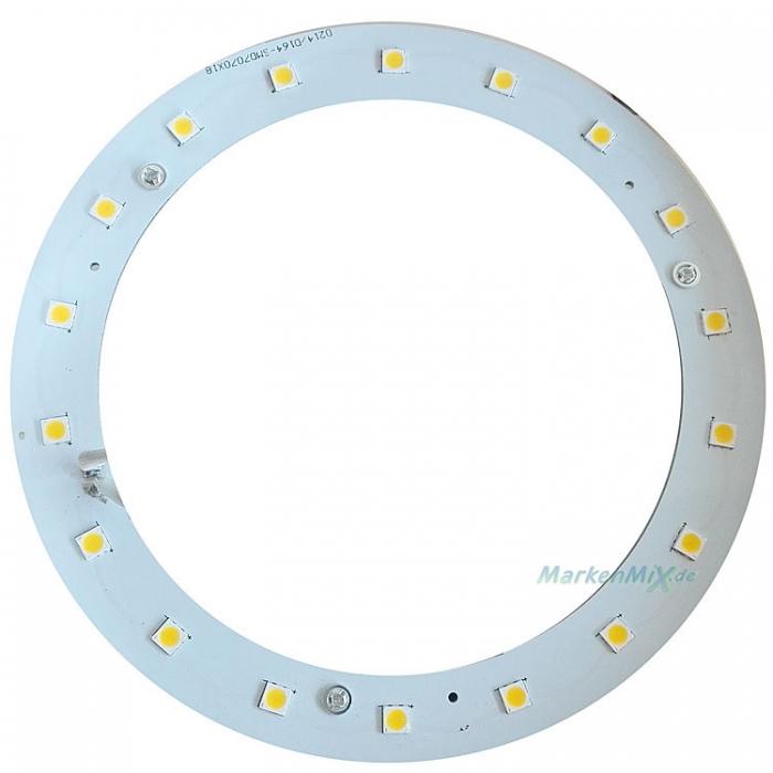 Trio Leuchten SMD- LED Ring Modul 18W 3000K 1440lm Ersatz-Platine für Deckenleuchte 622211807 4017807245134 SMD7070X18