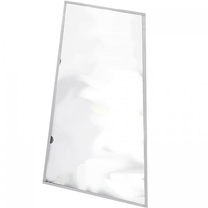 Trio Ersatz-Front-Glasscheibe ca. 16cm breit für Außen-Leuchten Arkansas Glas zu Tischleuchte 501360124 501360142 Wandleuchte 201360142 201360124 Ersatzteil  Trio-Lighting Arnsberg