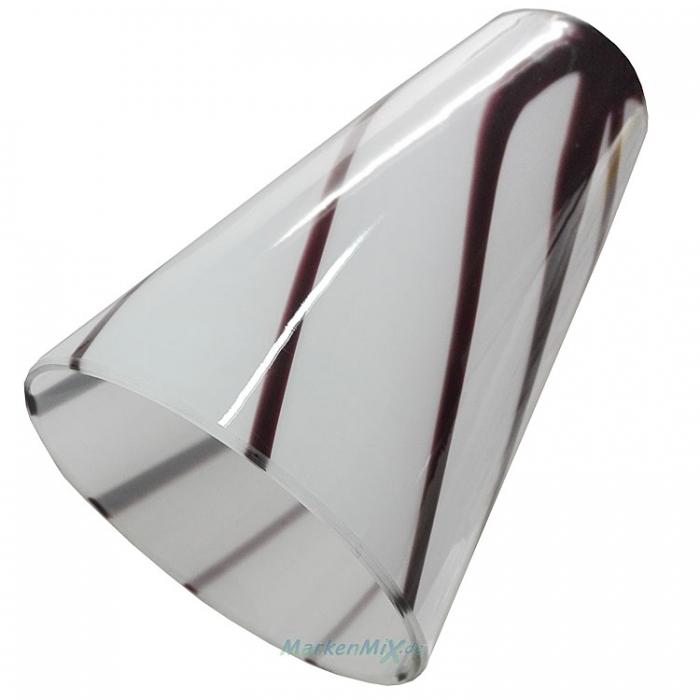 Trio Ersatzglas 9209 Art Glas zu Tischleuchte 5937011-07 Pendellampe 3437041-07 4017807116113