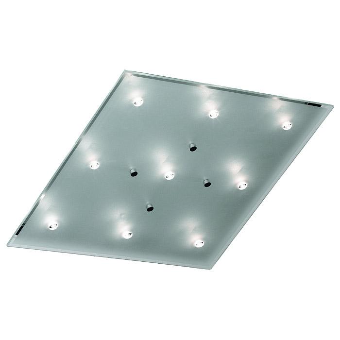 Trio Lampenglas Ersatzglas 94814 Glasscheibe für Deckenlampe 6315091-06