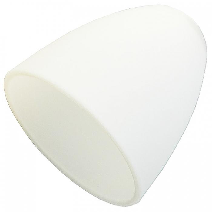 Trio Ersatzglas  Ø 7,3cm H 8cm Lampenglas für LED Leuchten-Serie 821190306 821110306 821110206 821110106 821110406 821110606