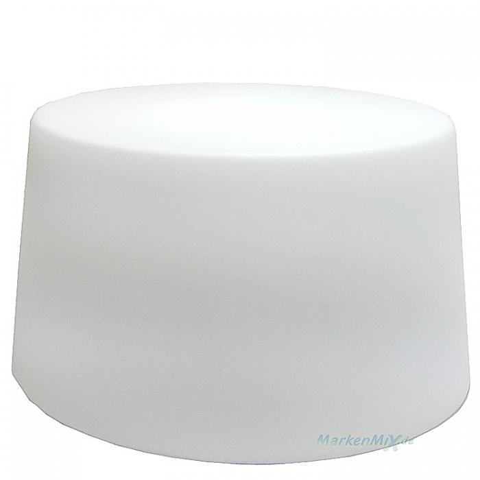 Sorpetaler Leuchten Ersatzglas Ø 24cm für Hockerleuchte 390790 Radiance M Glasschirm zu Tischleuchte von SLH Goller GmbH 4021273167951